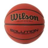 Мяч баскетбольный профессиональный Wilson Solution Официальный мяч NCAA